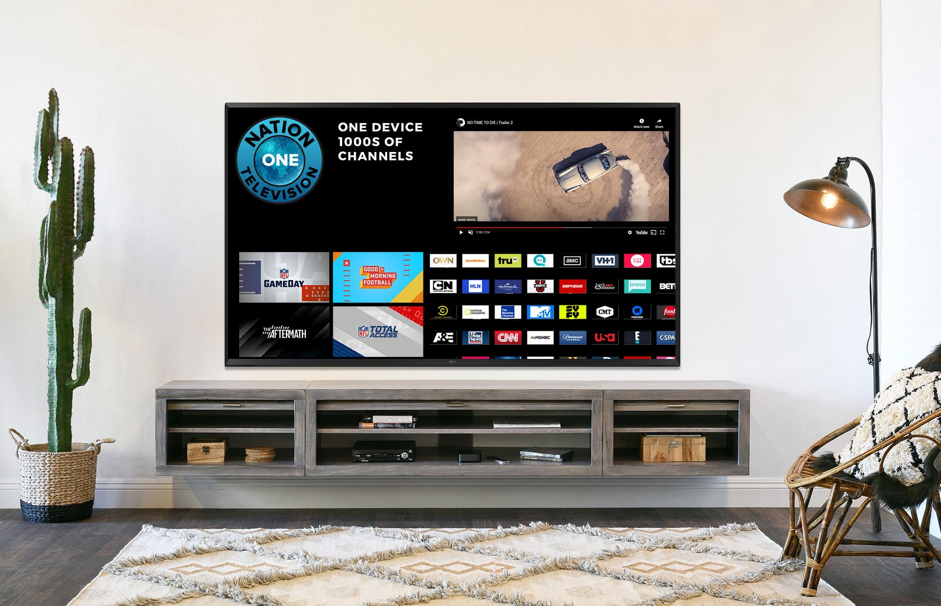 Streaming Live TV